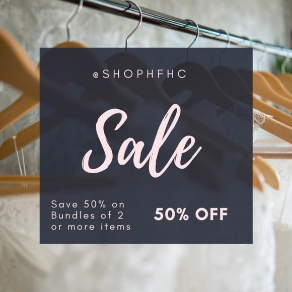 Tops - 50% OFF BUNDLES OF 2 OR MORE ITEMS